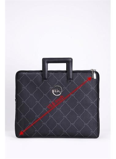 Marie Claire Laptop /Evrak Çantası Siyah